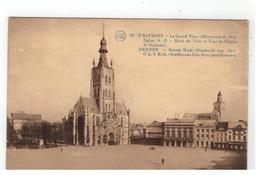 22.Tienen  Tirlemont - La Grand'Place  Groote Markt - Tienen