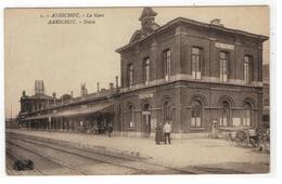 1. AARSCHOT - Statie  AERSCHOT  - La Gare  Henri Georges, éditeur,Bruxelles - Aarschot