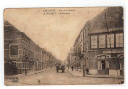 3. AARSCHOT - Statiestraat  AERSCHOT  - Rue De La Station  Henri Georges, éditeur,Bruxelles (staat Zie Scan) - Aarschot