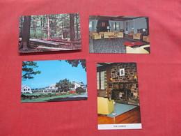 4 Cards- Warwick Conference   Warwick  - New York >   > Ref 3510 - NY - New York