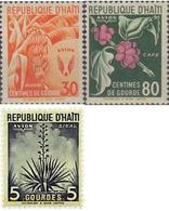 Ref. 585312 * MNH * - HAITI. 1951. NATIONAL PRODUCE . PRODUCTOS NACIONALES - Haití