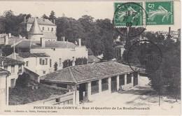 FONTENAY LE COMTE ROCHEFOUCAULT - Fontenay Le Comte