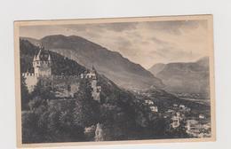 Montagna (TN)  Castel D'Enna     - F.p.   -  Anni '1930 - Trento