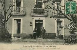 34 Lamalou  Les Bains : Villa Carriere - Lamalou Les Bains