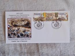 "Enveloppe 1er Jour  Grande Guerre ""1915-1917 - Cartas"