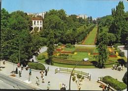 ROMANIA - BUCAREST CISMIGIUL - VIAGGIATA 1968 - Romania