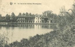 Genval Le Lac Et LeChâteau Monseigneur (Service Militaire Belge Militaire Post) - Rixensart