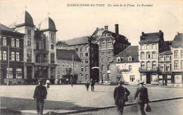 MARCHIENNE AU PONT - Un Coin De La Place, Le Kursaal - Ed. Crispin. - Belgique