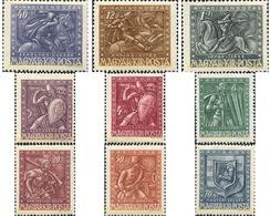Ref. 63889 * MNH * - HUNGARY. 1943. PRO MUTILADOS DE LA GUERRA - Tir à L'Arc
