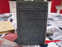 Histoire De France Du XVI Siècle A 1774 * 300 Pages* - 6-12 Ans