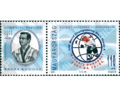 Ref. 124940 * MNH * - HUNGARY. 2003. ICE-HOCKEY WORLD CHAMPIONSHIPS . CAMPEONATO DEL MUNDO DE HOCKEY SOBRE HIELO - Nuevos