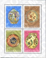Ref. 191222 * MNH * - HUNGARY. 1968. STAMP DAY . DIA DEL SELLO - Hungary