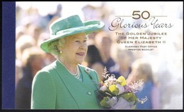 Guernsey Guernesey  2002 Yvertn° Carnet Booklet C935 *** MNH Cote 45,00 Euro - Guernesey