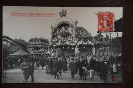 TOUT PARIS Place De La Nation FOIRE AUX PAINS D'EPICES CCCC 1375 - Arrondissement: 11