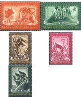 Ref. 595047 * HINGED * - HUNGARY. 1950. CONGRESO DE LAS JUVENTUDES - Unused Stamps