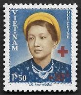 VIETNAM Empire - YT  17 -  Surchargé Crox Rouge  -  NEUF** - Cote 5.60e - Vietnam