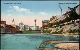 Romania - Carte Postala. Bihor, Oradea Mare, Partea Crisului, 1920's. - Roemenië