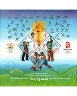 Ref. 222199 * MNH * - INDIA. 2008. PEKING OLYMPIC GAMES . 29 JUEGOS OLIMPICOS VERANO PEKÍN 2008 - Nuevos