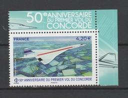 FRANCE / 2019 / Y&T PA N° 83a ** : Concorde (de Feuillet) CdF D - Gomme D'origine Intacte - Airmail