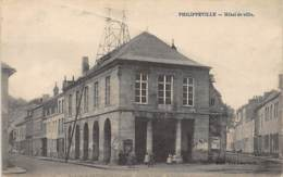 PHILIPPEVILLE (Namur) - Hôtel De Ville - Ed. Lauvaux. - Philippeville