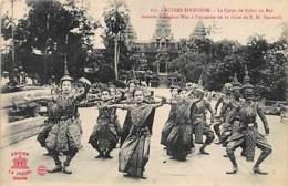 Cambodia - Ruins Of Angkor - The Royal Ballet During King Sisowath's Visit - Publ. La Pagode 253. - Cambodge