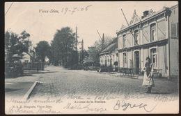 VIEUX DIEU - OUDE GOD - AVENUE DE LA STATION - Mortsel