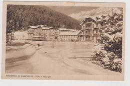 Madonna Di Campiglio  (TN)   - F.p. -  Anni '1930 - Trento