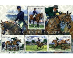 Ref. 66818 * MNH * - IRELAND. 1998. EQUESTRIAN SPORTS . DEPORTES ECUESTRES - 1949-... Republic Of Ireland