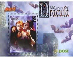 Ref. 31193 * MNH * - IRELAND. 1997. CENTENARIO DEL DRACULA. NOVELA DE BRAM STOKER - 1949-... Republic Of Ireland