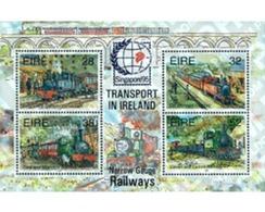 Ref. 55485 * MNH * - IRELAND. 1995. SINGAPORE 95. INTERNATIONAL PHILATELIC EXHIBITION . SINGAPORE 95. EXPOSICION FILATEL - 1949-... Republic Of Ireland