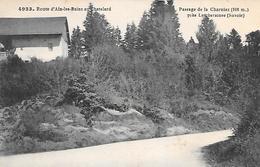 LA CHARNIAZ - ( 73 ) - Route D'aix-les-Bains - Other Municipalities