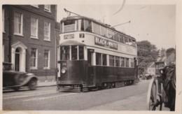 AO10 Photograph - Shepherds Bush Tram No. 7 - Other