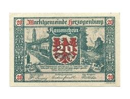 1920 - Austria - Herzogenburg Notgeld N36 - Oesterreich