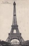 AQ44 Paris, La Tour Eiffel Et Le Palais Du Trocadero - Eiffeltoren