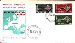 12496)F.D.C.SERIE EUROPA CEPT Un  Valore 29-4-68 - FDC