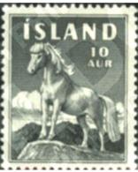 Ref. 327629 * MNH * - ICELAND. 1958. FAUNA . FAUNA - 1944-... Repubblica