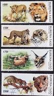 BURKINA FASO - Félins - Big Cats (cats Of Prey)