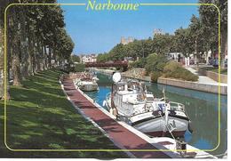 Narbonne- Au Bord Du Canal De La Robine - Narbonne