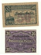1920 - Austria - Wien Notgeld N46 - Oesterreich