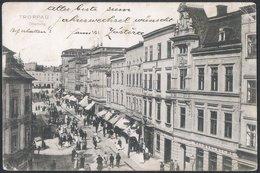Czech Republic Moravian-Silesian Region: Troppau (Opava), Oberring  1901 - Tchéquie