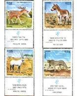 Ref. 327831 * MNH * - ISRAEL. 1971. ANIMALS OF THE BIBLE . ANIMALES DE LA BIBLIA - Horses