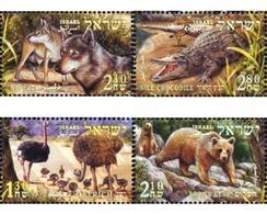 Ref. 160192 * MNH * - ISRAEL. 2005. ANIMALS OF THE BIBLE . ANIMALES DE LA BIBLIA - Israel