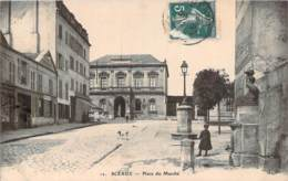 92 - Sceaux - Place Du Marché - Sceaux