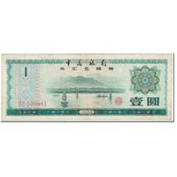 Billet, Chine, 1 Yüan, 1979, Undated (1979), KM:FX3, TB - Chine