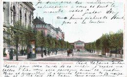 Strasbourg - Kaiser Wilhelm Strasse (avenue De La Liberté) - Université - Strasbourg