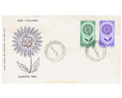 Ref. 22907 * MNH * - ITALY. 1964. EUROPA CEPT. DAISY WITH 22 PETALS . EUROPA CEPT. MARGARITA CON 22 PETALOS - Italien