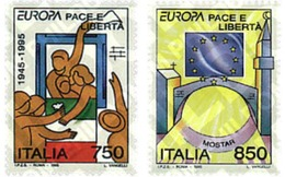 Ref. 62969 * MNH * - ITALY. 1995. EUROPA CEPT. GREAT DISCOVERIES . EUROPA CEPT. GRANDES DESCUBRIMIENTOS - Europa-CEPT