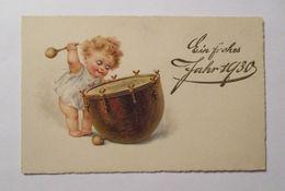 """""""Neujahr, Kinder, Trommel"""" 1930 ♥  - Neujahr"""