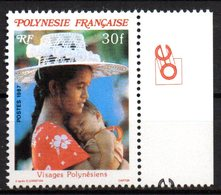 Col16 Polynesie 1987 N° 273 Neuf XX MNH - Polynésie Française