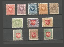 Lithuania Stаmр MNH 1920 Evrov - Lituania